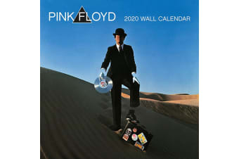 Pink Floyd 2020 Calendar (Multicoloured)