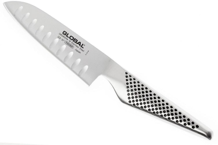 Global GS-90 Santoku Granton Edge 13cm (GS-37)