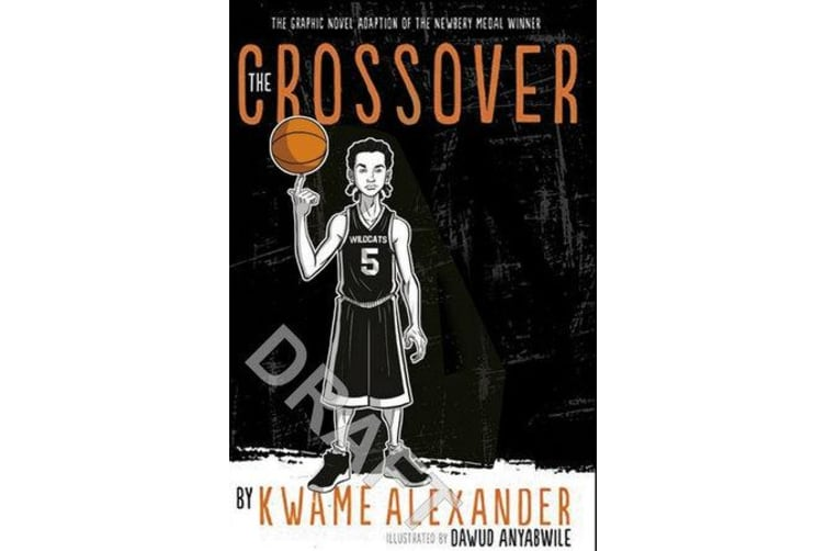 The Crossover - Graphic Novel