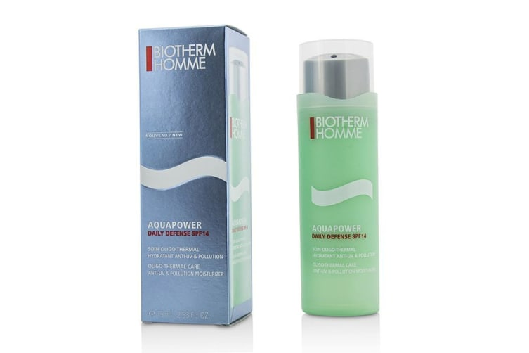 Biotherm Homme Aquapower Daily Defense SPF 14 75ml/2.53oz