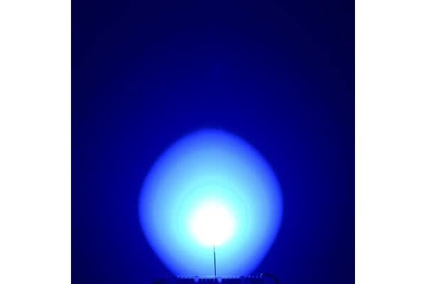 Diffused LED - Blue 10mm
