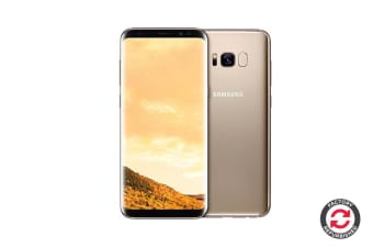 Refurbished Samsung Galaxy S8+ Dual SIM G955FD (64GB, Gold)