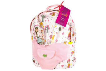Our Generation Hop On Carrier Backpack - Woodland Print