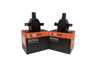 Pack of 2 - SWAN Ignition Coils for Mercedes Benz C200, C200T, C230 & C230K