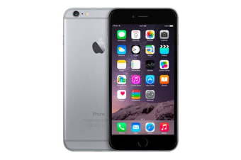 Apple iPhone 6 Plus (16GB, Space Grey, Australian Model)