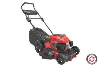 909 173cc 4 Stroke Petrol Refurbished Lawn Mower with Electric Start & Mulcher (59085)