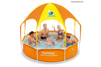 Bestway Kids Spray Swimming Pool with UV Shade