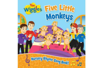 The Wiggles - Five Little Monkeys