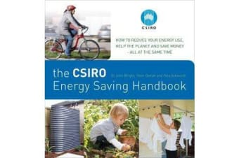 The CSIRO Home Energy Saving Handbook