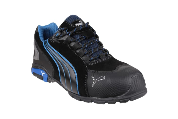 Puma Safety Rio Low Mens Safety Trainers (Black) (46 EUR)
