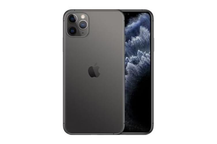 Brand New Apple iPhone 11 Pro Max 64GB 4G LTE Space Gray (12MTH AU WTY)