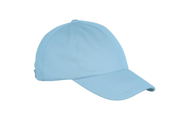 Just Cool Childrens Unisex Baseball Sports Cap With Cooling Mesh (Sky Blue) (One Size)