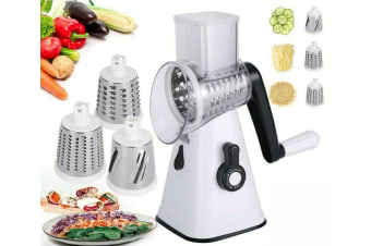 Slicer Deluxe All-in-one Grater e Chopper Multifunction Vegetable Food Manual Ro