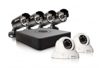 Swann 8 Channel 960H DVR with 4 x PRO-615 Cameras & 2 x PRO-736 Dome Cameras (SWDVK-81526D2)
