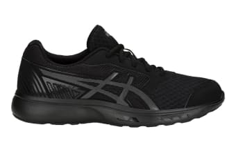 ASICS Women's Stormer 2 Running Shoe (Black/Black)