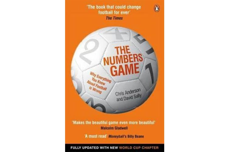 The Numbers Game - Why Everything You Know About Football is Wrong