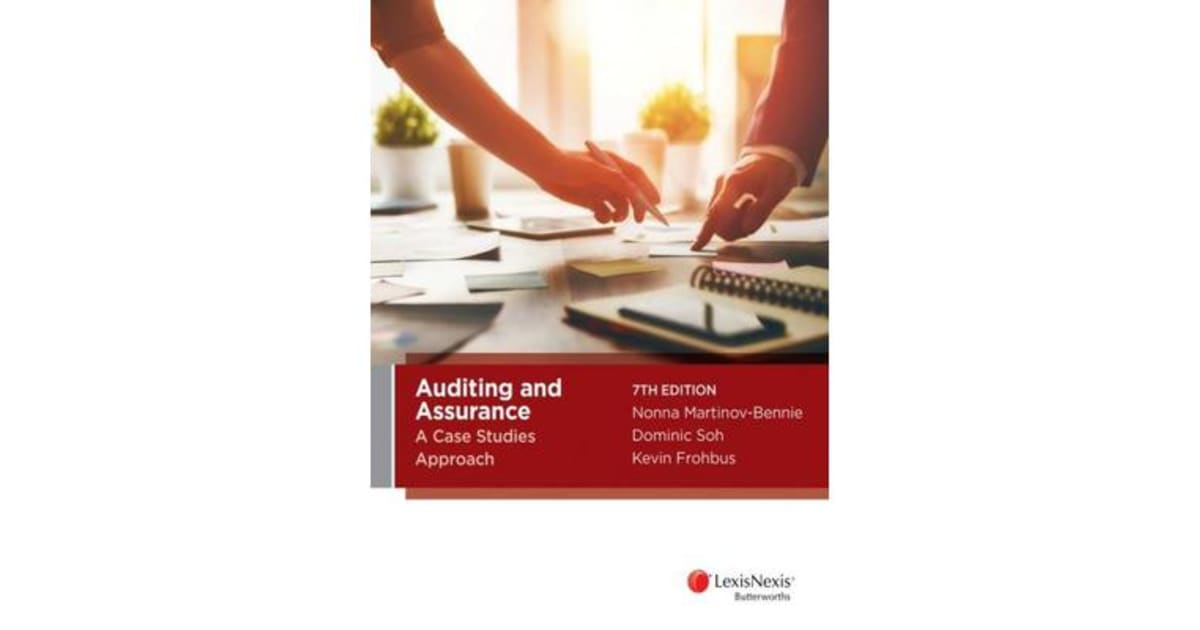 auditing and case study Free essay: appreciative internal audit: a strength-based approach to quality system auditing – a case study jon morris president jdq systems inc.