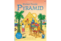 Sticker Puzzle Pyramid
