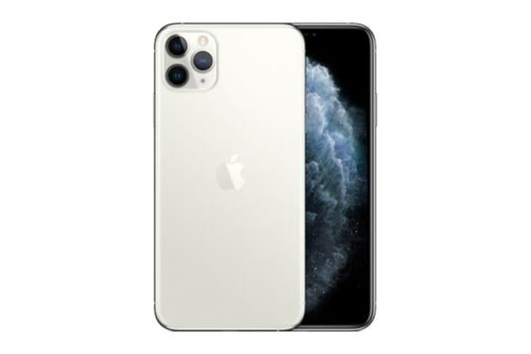 Brand New Apple iPhone 11 Pro Max 64GB 4G LTE Silver (12MTH AU WTY)