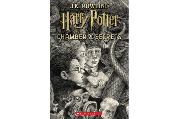 fa6a43ea6e31 Harry Potter and the Chamber of Secrets by Brian Selznick ...