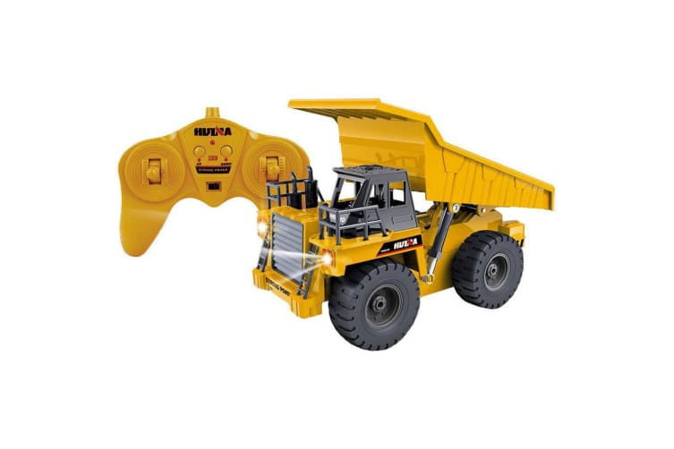 RC Remote Controlled 2.4GHz Die-Cast Dump Loading Truck Toy/Car/Tractor/Kids