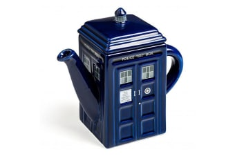 Doctor Who Tardis Teapot Tea Pot 750ml