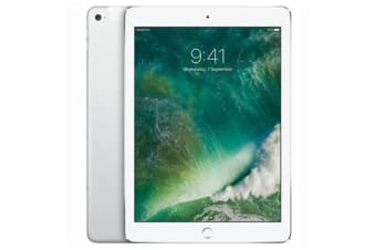 Used as Demo Apple iPad AIR 2 32GB Wifi + Cellular Silver (100% GENUINE + AUSTRALIAN WARRANTY)