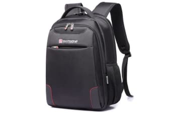 "15.6"" Laptop Backpack Bag Airflow 840D Nylon Airflow Technology Svvtss Cfap"