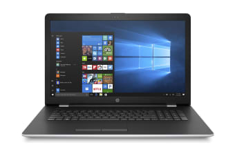 "HP 17.3"" Core i7-7500U 16GB RAM 2TB HDD FHD Notebook (17-BS014TX)"