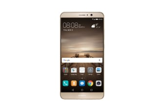 Huawei Mate 9 Dual SIM (64GB, Gold)