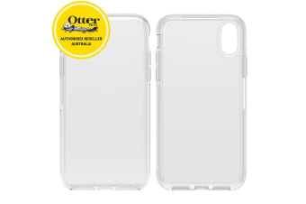 Otterbox Symmetry Case Drop Sleek/Ultra Slim Protection for iPhone X/Xs Clear