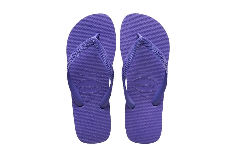 Havaianas Top Thongs (Purple, Size 35/36 BR)