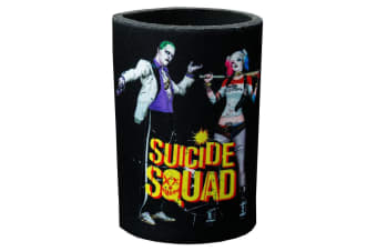 Suicide Squad Joker and Harley Neoprene Can Cooler