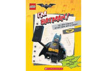 I'm Batman! the Dark Knight's Activity Book with Stickers (the Lego Batman Movie)