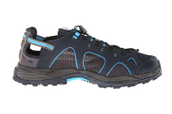 Salomon Men's Shoes Techamphibian 3 (Deep Blue/Autobahn/Fluorescent Blue)