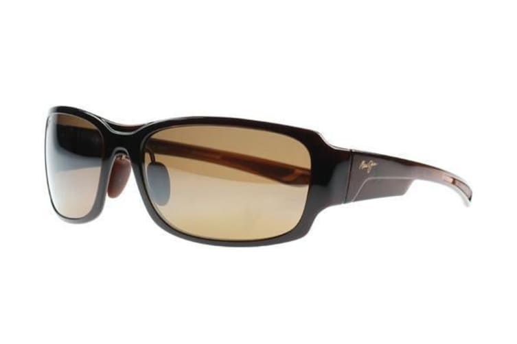 Maui Jim Bamboo Forest H41526B Rootbeer Fade Mens Womens Sunglasses Polarised