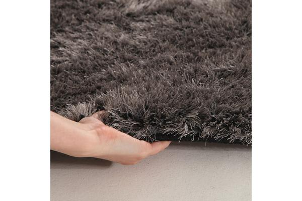 Twilight Shag Rug - Charcoal 225x155cm