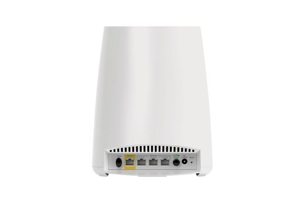Netgear Orbi High-Performance AC2200 Tri-band WiFi System with Wall Plug Satellite (RBK30)