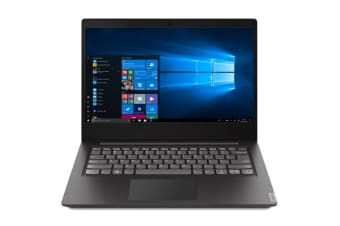 "Lenovo Ideapad S145 15.6"" AMD A6-9225 4GB RAM 128GB SSD Win10S Laptop (81N3002QAU)"