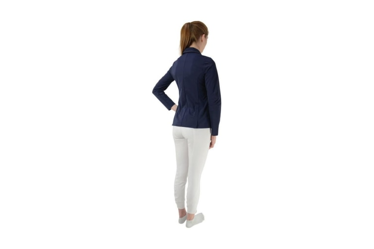 HyFASHION Womens/Ladies Rosalind Show Jacket (Navy/Rose Gold) (S)