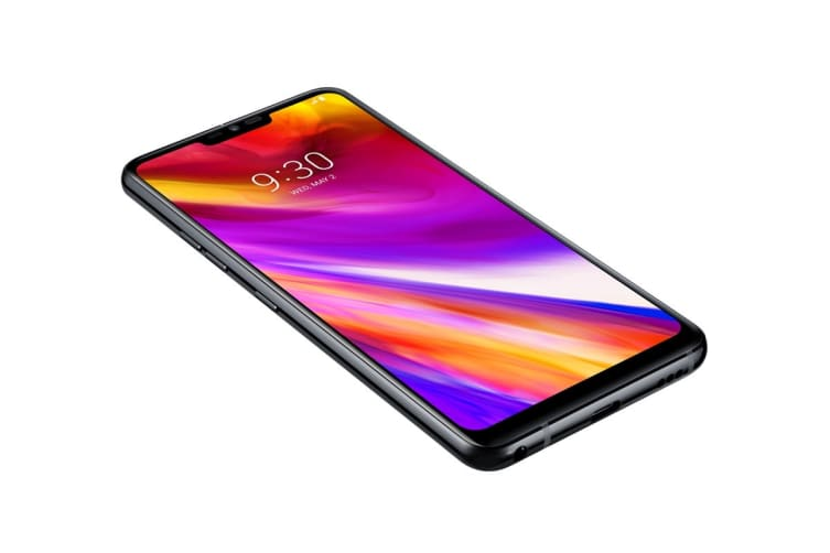 LG G7 ThinQ (64GB, Aurora Black)