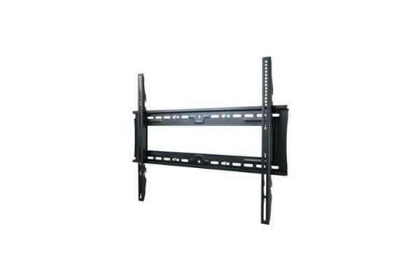 ATDEC TH-3070-UF ULTRA-SLIM WALL MOUNT / FIXED/ BLACK. FITS MOST DISPLAYS FROM 32IN TO 65IN.