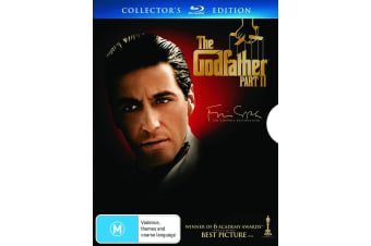 The Godfather Part II Blu-ray Region B