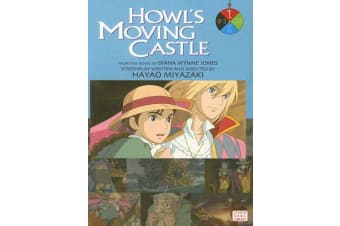 Howl's Moving Castle Film Comic, Vol. 1