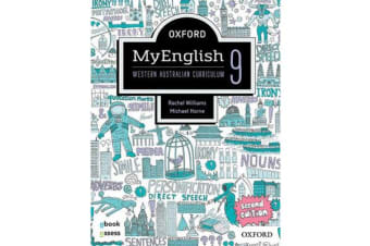 Oxford MyEnglish 9 WA Student book + obook assess