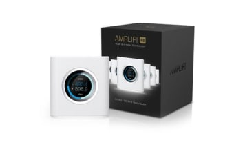 Ubiquiti Networks AmpliFi High Density HD Home Wi-Fi Router - 3x3MIMO Max