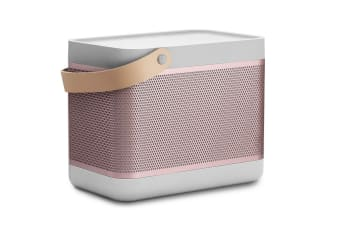 B&O Play BEOLIT 15 Portable Stereo Wireless Bluetooth 4.0 Speaker/Aux - Rosa