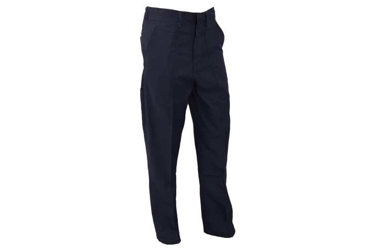 Dickies Redhawk Trousers (Tall) / Mens Workwear (Navy Blue) (48W x Long)