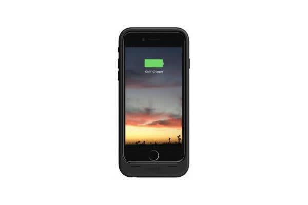 MOPHIE JUICE PACK AIR - POWER BANK BATTERY PACK CASE FOR IPHONE 6/6S (2750MAH) - BLACK