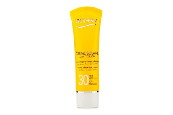 Biotherm Creme Solaire SPF 30 Dry Touch UVA/UVB Matte Effect Face Cream (50ml/1.69oz)